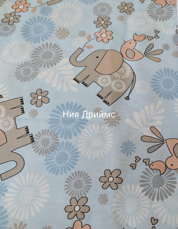 """спален комплект """" слончета"""""""